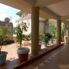Отель Vila Gjoni парковка