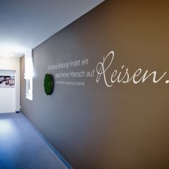 Отель Das Grüne Hotel zur Post - 100 % BIO Австрия, Зальцбург - отзывы, цены и фото номеров - забронировать отель Das Grüne Hotel zur Post - 100 % BIO онлайн интерьер отеля