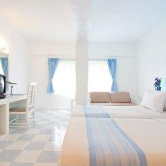 Отель Ambassador City Jomtien (MARINA TOWER WING) На Чом Тхиан комната для гостей фото 3