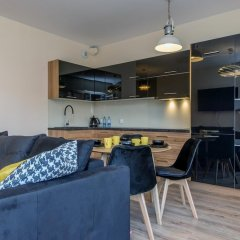 Апартаменты BillBerry Apartments - Rajska Suites Гданьск в номере фото 2