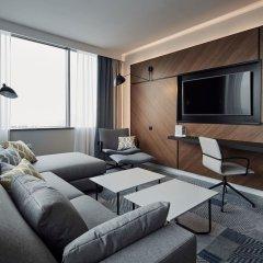 Отель Courtyard by Marriott Katowice City Center комната для гостей фото 3