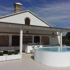 Отель Villa Belvedere Degli Ulivi Озимо бассейн фото 2