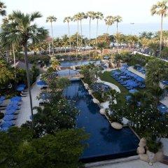Отель Jomtien Palm Beach Hotel And Resort Таиланд, Паттайя - 10 отзывов об отеле, цены и фото номеров - забронировать отель Jomtien Palm Beach Hotel And Resort онлайн пляж