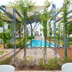 Отель Myndos Residence детские мероприятия фото 2