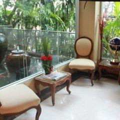 Отель 14 Place Sukhumvit Suites Бангкок балкон