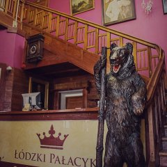 Отель Lódzki Palacyk Польша, Лодзь - отзывы, цены и фото номеров - забронировать отель Lódzki Palacyk онлайн фото 11