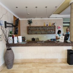 Отель Azuline Hotel - Apartamento Rosamar Испания, Сан-Антони-де-Портмань - отзывы, цены и фото номеров - забронировать отель Azuline Hotel - Apartamento Rosamar онлайн питание фото 2