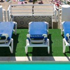 Hotel Villa de Laredo бассейн фото 3