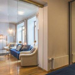 Отель Old Riga Park Studio Латвия, Рига - 1 отзыв об отеле, цены и фото номеров - забронировать отель Old Riga Park Studio онлайн комната для гостей фото 5