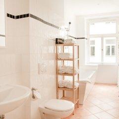 Отель Mitte Residence Германия, Берлин - отзывы, цены и фото номеров - забронировать отель Mitte Residence онлайн ванная