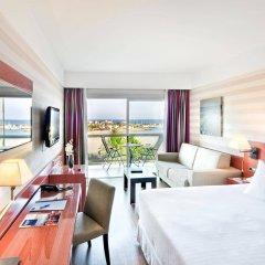 Отель Barcelo Fuerteventura Thalasso Spa Коста-де-Антигва комната для гостей фото 2