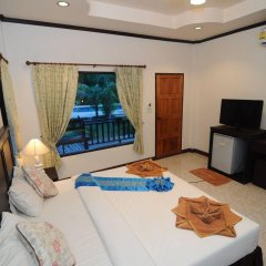 Отель N.T. Lanta Resort Ланта комната для гостей фото 2