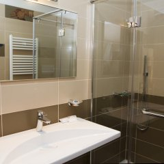 Отель White Dream Тирана ванная фото 2
