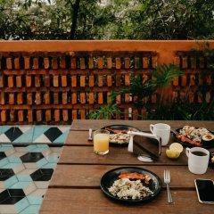 Отель Hostal Hidalgo - Hostel Мексика, Гвадалахара - отзывы, цены и фото номеров - забронировать отель Hostal Hidalgo - Hostel онлайн фитнесс-зал фото 2