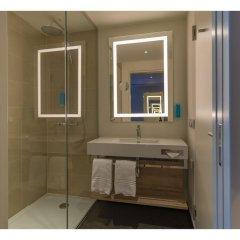 Отель roomz Vienna Prater Австрия, Вена - отзывы, цены и фото номеров - забронировать отель roomz Vienna Prater онлайн ванная фото 2
