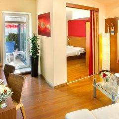 Отель Star Inn Hotel Salzburg Zentrum, by Comfort Австрия, Зальцбург - 7 отзывов об отеле, цены и фото номеров - забронировать отель Star Inn Hotel Salzburg Zentrum, by Comfort онлайн комната для гостей фото 3