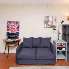 Апартаменты BP Apartments - Le Marais area Париж комната для гостей фото 4