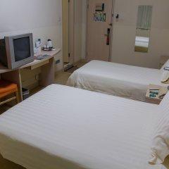 Отель Jinjiang Inn Pudong Airport II Китай, Шанхай - отзывы, цены и фото номеров - забронировать отель Jinjiang Inn Pudong Airport II онлайн комната для гостей фото 4