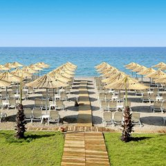 Отель Heaven Beach Resort & Spa - All Inclusive - Adults Only Сиде пляж фото 2