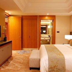Отель Wyndham Grand Xiamen Haicang Китай, Сямынь - отзывы, цены и фото номеров - забронировать отель Wyndham Grand Xiamen Haicang онлайн комната для гостей фото 5