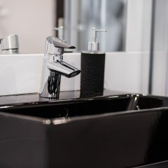 Отель Six Suites Польша, Гданьск - отзывы, цены и фото номеров - забронировать отель Six Suites онлайн ванная фото 2