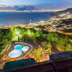 Grand Hotel Hermitage & Villa Romita пляж