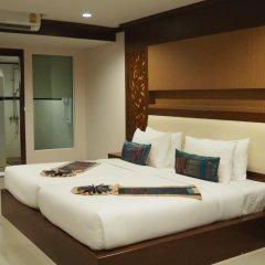 Отель Chivatara Resort & Spa Bang Tao Beach 4* Номер Делюкс с различными типами кроватей фото 4