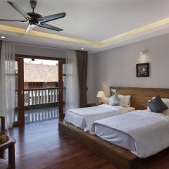 Отель Pilgrimage Village Hue Вьетнам, Хюэ - отзывы, цены и фото номеров - забронировать отель Pilgrimage Village Hue онлайн комната для гостей