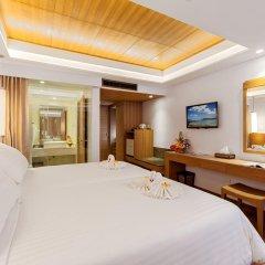 Отель Beyond Resort Karon 4* Номер Премиум с различными типами кроватей фото 3