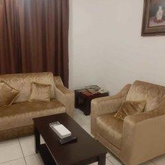 Отель Al Bishr Hotel Apartments ОАЭ, Шарджа - отзывы, цены и фото номеров - забронировать отель Al Bishr Hotel Apartments онлайн комната для гостей фото 4