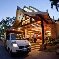 Отель Krabi Resort Таиланд, Ао Нанг - 11 отзывов об отеле, цены и фото номеров - забронировать отель Krabi Resort онлайн парковка