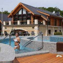 Отель Avalon Resort & SPA бассейн фото 2