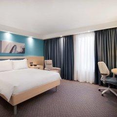 Отель Hampton by Hilton Bristol Airport комната для гостей фото 3