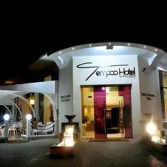 Отель Tempoo Hotel Marrakech Марокко, Марракеш - отзывы, цены и фото номеров - забронировать отель Tempoo Hotel Marrakech онлайн вид на фасад