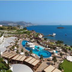 Отель The Marmara Bodrum - Adult Only пляж
