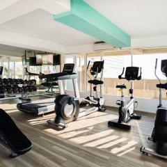 Отель Atlantis By Favstay фитнесс-зал фото 2