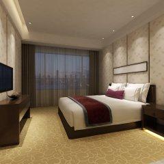 Huahai Business Hotel Airport Branch комната для гостей фото 2
