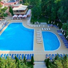 Отель Party Hotel Zornitsa Болгария, Солнечный берег - отзывы, цены и фото номеров - забронировать отель Party Hotel Zornitsa онлайн бассейн