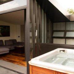 Отель Sophisticated Penthouse Jacuzzi &terrace Мехико спа