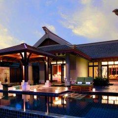 Отель The Ritz-Carlton Sanya, Yalong Bay Китай, Санья - отзывы, цены и фото номеров - забронировать отель The Ritz-Carlton Sanya, Yalong Bay онлайн бассейн фото 3