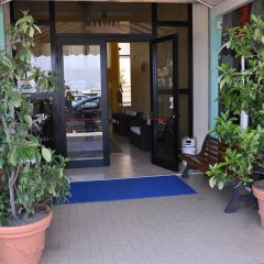 Отель Mondial Италия, Римини - отзывы, цены и фото номеров - забронировать отель Mondial онлайн интерьер отеля фото 2