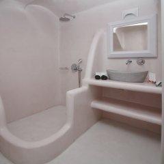 Отель Palmariva Villas Греция, Остров Санторини - отзывы, цены и фото номеров - забронировать отель Palmariva Villas онлайн ванная фото 2