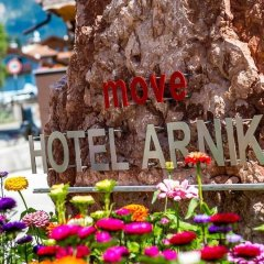 Hotel Arnika Долина Валь-ди-Фасса