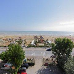 Отель Spiaggia Marconi Римини пляж