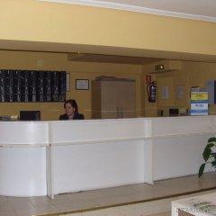 Отель Madrid Motion Hostels интерьер отеля