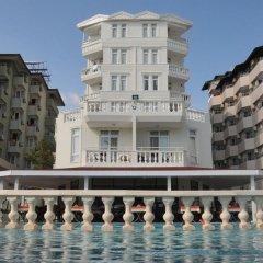 Azak Hotel бассейн фото 2