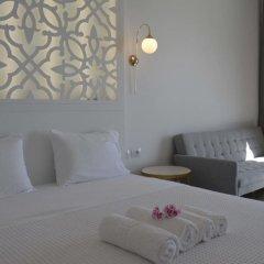 Отель Epirus Hotel Албания, Саранда - отзывы, цены и фото номеров - забронировать отель Epirus Hotel онлайн комната для гостей фото 4