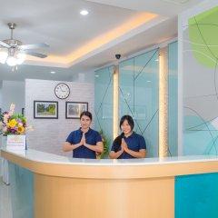 Отель Lada Krabi Express Таиланд, Краби - отзывы, цены и фото номеров - забронировать отель Lada Krabi Express онлайн интерьер отеля фото 3