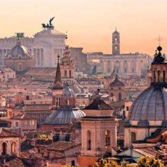 Отель Magister Италия, Рим - отзывы, цены и фото номеров - забронировать отель Magister онлайн приотельная территория