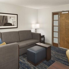 Отель Embassy Suites Columbus Колумбус комната для гостей фото 2